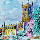 St. Peter's church Wolverhampton by Ivor