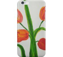Just Tulips iPhone Case/Skin