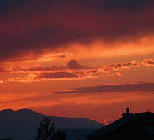 colorado sunset by Jen Wahl