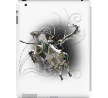 Final Fantasy XIII-2 - Lightning (Claire Farron) and Odin iPad Case/Skin