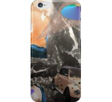 Trip to space iPhone Case/Skin