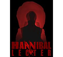 Hannibal Lecter NBC Photographic Print