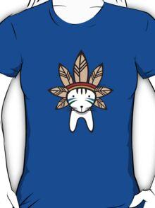 Mohawk Cat T-Shirt