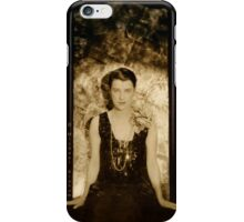 Roaring 20´s Silent Movie Star Beatrice Lillie iPhone Case/Skin