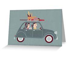 Picnic Greeting Card