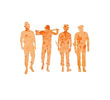 Clockwork Orange - Droogs Photographic Print