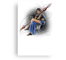 Final Fantasy XIII -  Oerba Yun Fang Canvas Print