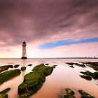 Perch Rock Lighthouse by Paul Corica