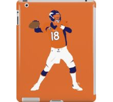 Peyton Williams Manning iPad Case/Skin