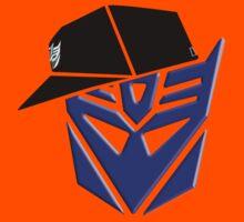 Decepticon G1 OG Transformer Kids Clothes