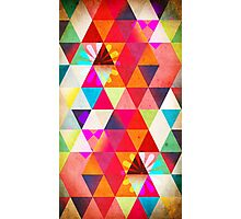 geometric world  Photographic Print