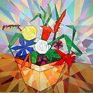 Prismatic Flowers by Joseph Barbara