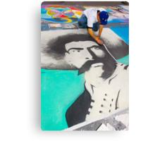 Zapata Canvas Print