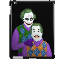 Step Jokers iPad Case/Skin