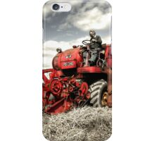 The Red Combine iPhone Case/Skin