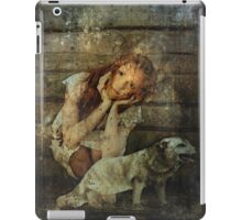 I Promise To Protect You With All My Heart iPad Case/Skin