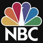 NBC Logo - White by joshgranovsky