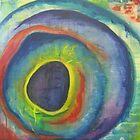 Wrasse eye by Teagan Watts
