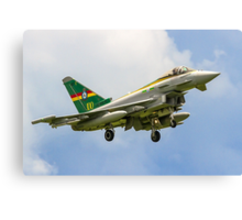 3 Sqn Centenary Typhoon ZJ936/QO-C Canvas Print