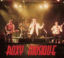 Roxy Musique, a Roxy Music tribute band by LokLaufeyson