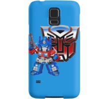 SD Optimus Prime Samsung Galaxy Case/Skin