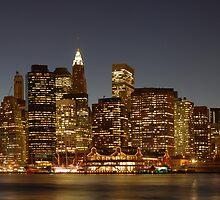 New York Nights by ScottL