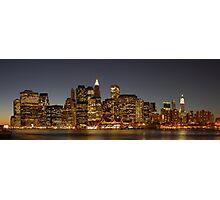 New York Nights Photographic Print