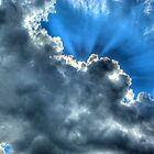 Clouds and Sky Over South East Ireland by Mark O'Toole