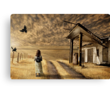 Return To Eden Canvas Print