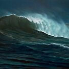 Noreaster by marcelfineart