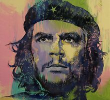 Che Guevara by Michael Creese