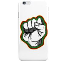 Right On iPhone Case/Skin