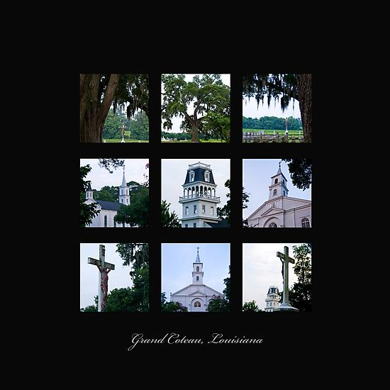 Grand Coteau, Louisiana by Bonnie T.  Barry