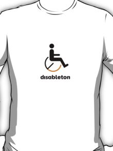 Disableton T-Shirt