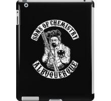 Sons of Chemistry- Breaking Bad Shirt iPad Case/Skin