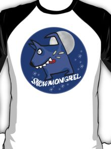 Snow Mongrel - Over The Moon T-Shirt