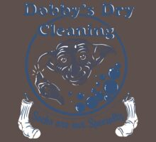 Dobby's Dry Cleaning- Harry Potter Kids Clothes