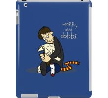 Harry and Dobbs- Harry Potter  iPad Case/Skin