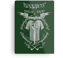 Baggins' Pawn Shop Metal Print