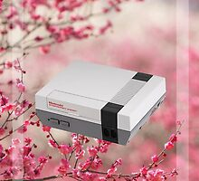 Cherry Blossom NES by ラブ  LOV E