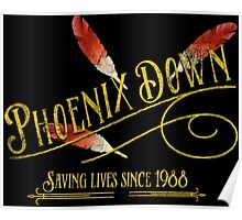 Phoenix Down  Poster