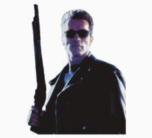 Terminator Arnold Schwarzenegger by datoland