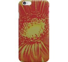 Gerbera v.2 iPhone Case/Skin