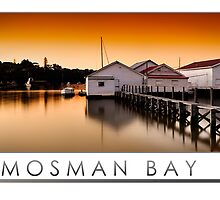 Mosman Bay by Kirk  Hille