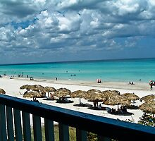 Varadero Noon by Amanda  Brushett