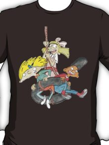 Arnold, Gerald and Helga T-Shirt