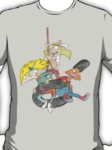 Arnold, Gerald and Helga T-Shirt