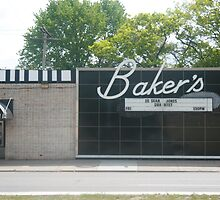 Bakers Keyboard Lounge by Charles Ezra Ferrell - PhotoARTgraphy