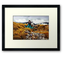 dragon-guardian Framed Print