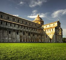 Leaning Tower of Pisa  by Rob Hawkins